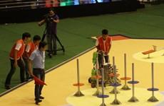 Khai mạc chung kết cuộc thi sáng tạo Robot Việt Nam 2014