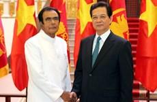 Việt Nam-Sri Lanka tăng cường sự tin cậy, hiểu biết lẫn nhau