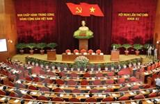 BCH TW Đảng: Quyết định nhiều vấn đề quan trọng của đất nước