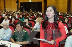 Quốc hội cho ý kiến về dự án Luật sửa đổi, Luật bảo hiểm y tế