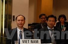 Việt Nam tham gia hoạch định chính sách y tế toàn cầu của WHO