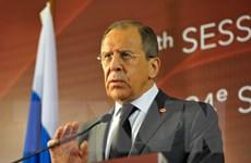 Nga yêu cầu Ukraine chấm dứt chiến dịch quân sự ở miền Đông
