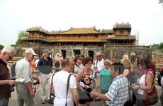Thừa Thiên-Huế: Khách du lịch đến từ Australia tăng đột biến