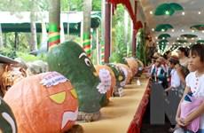 40.000 lượt khách đến với khai mạc Lễ hội trái cây Nam Bộ