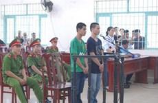 Xử hai kẻ gây rối để trộm cắp tài sản doanh nghiệp ở Nhơn Trạch