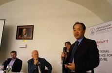 80 học giả, phóng viên tham dự hội thảo về Biển Đông tại Áo