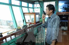Bình Định kêu gọi và kiểm đếm tàu thuyền hoạt động trên biển