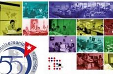Hãng thông tấn Prensa Latina kỷ niệm 55 năm ngày thành lập