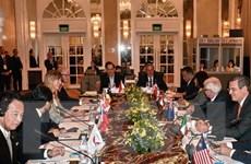 Đàm phán TPP được xúc tiến để sớm đạt được thỏa thuận