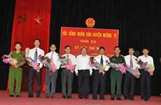 Ông Tống Thanh Hải được bầu làm Phó Chủ tịch UBND Lai Châu