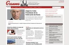 Thúc đẩy hợp tác các cơ quan báo Đảng của TP.HCM và Cuba