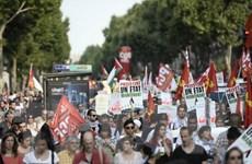 Các cuộc biểu tình ủng hộ Palestine tiếp tục diễn ra ở Pháp