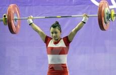 Gần 200 vận động viên dự Giải vô địch cử tạ trẻ quốc gia