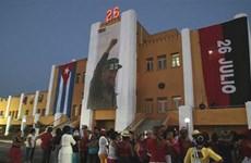 Gặp gỡ nhân kỷ niệm 61 năm Cuộc tấn công Trại lính Moncada