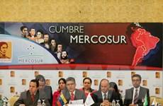 MERCOSUR nhất trí cam kết thúc đẩy thương mại trong khu vực