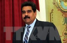 Đại biểu Đảng Cộng sản Việt Nam dự Đại hội đảng Venezuela