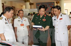 Lễ kỷ niệm 50 năm đánh thắng trận đầu của Hải quân Việt Nam
