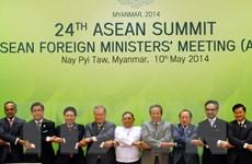 ASEAN kêu gọi hành động để giảm căng thẳng trên Biển Đông