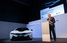 Lợi nhuận của BMW Group tăng 27,2% trong quý 2
