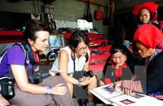 Bảy tháng qua, lượng du khách đến Lào Cai tăng trên 25%