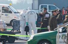 Chile mở cuộc điều tra sau vụ cướp táo tợn nhất trong lịch sử