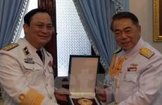 Việt Nam-Thái Lan tăng cường hợp tác trong lĩnh vực hải quân