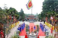 Lễ Cáo yết, hoạt động mở đầu Lễ hội Côn Sơn-Kiếp Bạc 2014