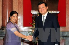 Hợp tác kinh tế - điểm sáng trong quan hệ Việt Nam-Ấn Độ