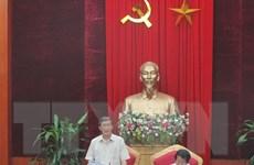 Tiếp tục đẩy mạnh học tập, làm theo tấm gương đạo đức Hồ Chí Minh
