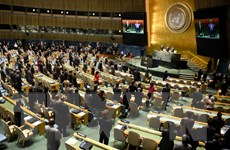 Việt Nam tham dự khóa họp thứ 69 Đại hội đồng Liên hợp quốc