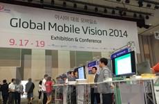 """Khai mạc triển lãm """"Tầm nhìn Di động Toàn cầu 2014"""" ở Seoul"""