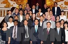 Đại diện 22 tờ báo từ 19 quốc gia dự Hội nghị thường niên ANN
