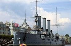 Nga tiến hành nâng cấp Chiến hạm Rạng Đông huyền thoại