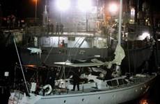 Ireland thu giữ 1 tấn cocaine trên một du thuyền ngoài khơi