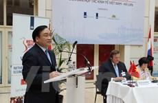 Diễn đàn Hợp tác Kinh tế Việt Nam-Hà Lan tại La Haye