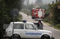 Điện chia buồn vụ nổ tại Nhà máy thuốc nổ Midzhu ở Bulgaria
