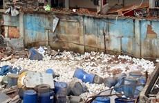 Địa phương cần kiểm tra, giám sát quản lý hóa chất chặt chẽ hơn