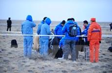 Tàu vũ trụ Trung Quốc kết thúc sứ mệnh thử nghiệm đến Mặt Trăng