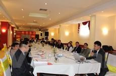 Hội thảo định hướng kinh doanh của người Việt tại Ukraine