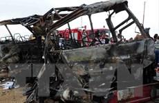 Ai Cập siết luật giao thông sau các vụ tai nạn nghiêm trọng