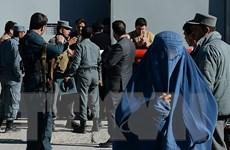 Afghanistan: Văn phòng cảnh sát trưởng Kabul bị đánh bom