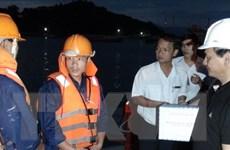 Khánh Hòa: Khẩn trương tìm kiếm 8 thuyền viên tàu Phúc Xuân 68