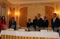 Đẩy mạnh hợp tác đầu tư giữa 3 nước Slovakia-Việt Nam-Lào
