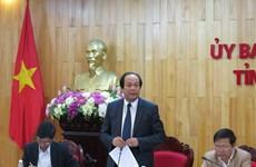 Trao quyết định Bí thư Tỉnh ủy Hà Nam cho ông Mai Tiến Dũng