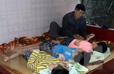 Đoàn Nghị sỹ hữu nghị Brazil-Việt Nam thăm hội nạn nhân da cam