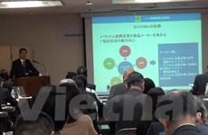 Tổ chức ba hội thảo lớn về công nghiệp hỗ trợ Việt Nam tại Nhật