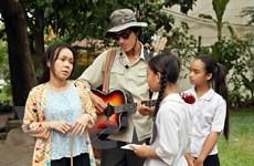 Việt Hương đóng phim chuyển thể từ truyện của Nguyễn Ngọc Tư