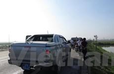 Khẩn trương cứu chữa 23 nạn nhân bị lật xe trên Quốc lộ 1A