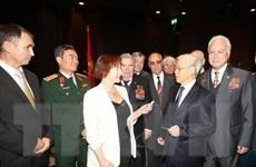 Xây đắp mối quan hệ bền chặt Việt-Nga và Việt Nam-Belarus