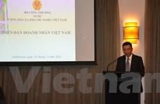 Kết nối doanh nhân Việt Nam tại Australia với đất nước